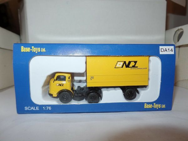 B T Models DA-14 DA14 1/76 OO Scale Karrier Bantam Artic NCL National Carriers